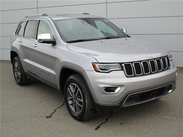 2019 Jeep Grand Cherokee Limited (Stk: 6766) in Regina - Image 1 of 24