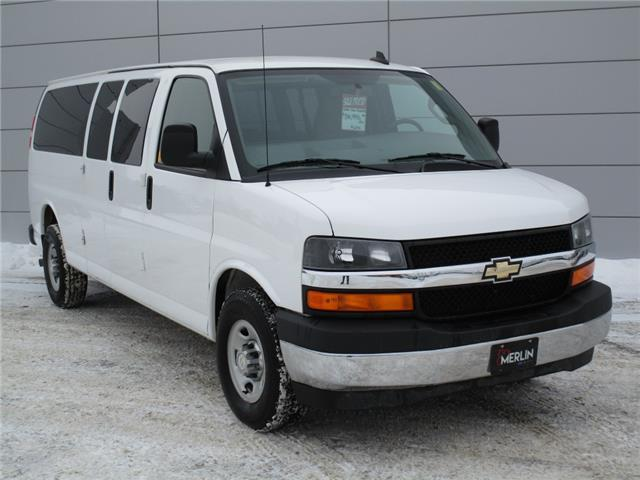 2018 Chevrolet Express 3500 LT (Stk: 6777) in Regina - Image 1 of 21