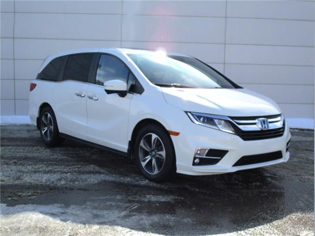 2018 Honda Odyssey EX-L (Stk: 6837) in Regina - Image 1 of 22
