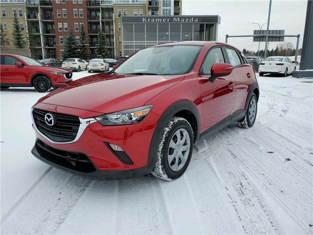 2020 Mazda CX-3 GX (Stk: N5520) in Calgary - Image 1 of 4