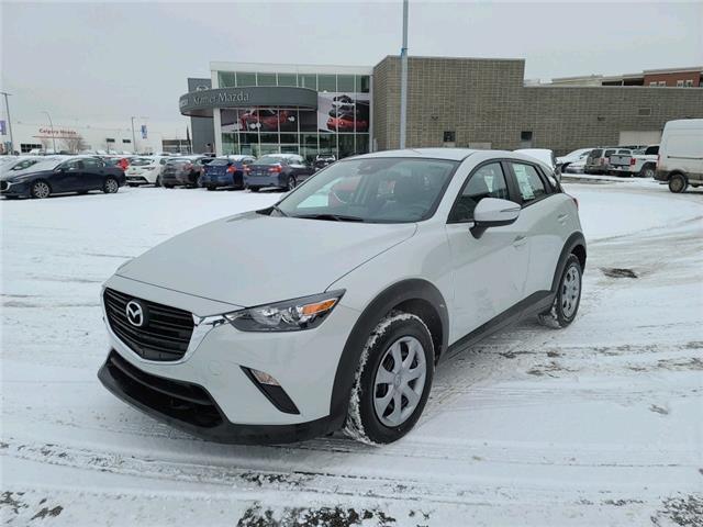 2020 Mazda CX-3 GX (Stk: N5521) in Calgary - Image 1 of 4