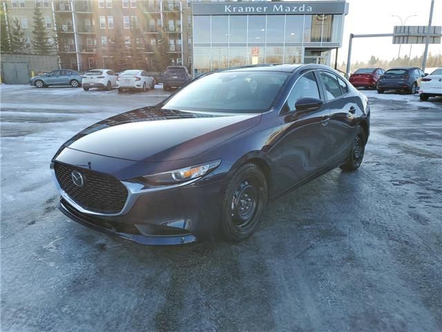 2020 Mazda Mazda3 GS (Stk: N5585) in Calgary - Image 1 of 4