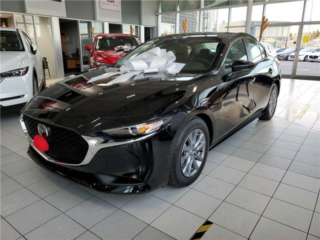 2020 Mazda Mazda3 GS (Stk: N5584) in Calgary - Image 1 of 4