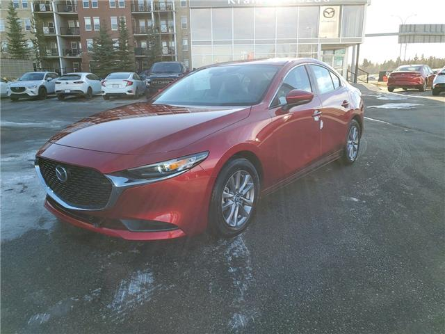 2020 Mazda Mazda3 GS (Stk: N5710) in Calgary - Image 1 of 4
