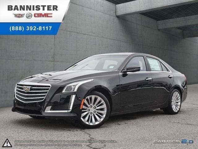 2019 Cadillac CTS 3.6L Premium Luxury (Stk: 19-134) in Kelowna - Image 1 of 10