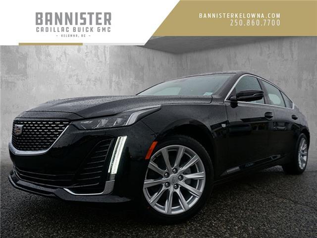 2021 Cadillac CT5 Luxury (Stk: 21-079) in Kelowna - Image 1 of 11