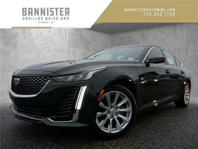 2021 Cadillac CT5 Luxury (Stk: 21-080) in Kelowna - Image 1 of 11