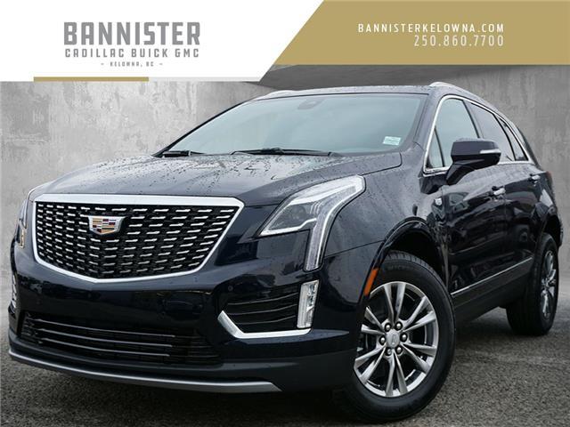 2021 Cadillac XT5 Premium Luxury (Stk: 21-085) in Kelowna - Image 1 of 11