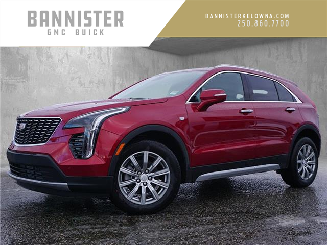 2021 Cadillac XT4 Premium Luxury (Stk: 21-154) in Kelowna - Image 1 of 11