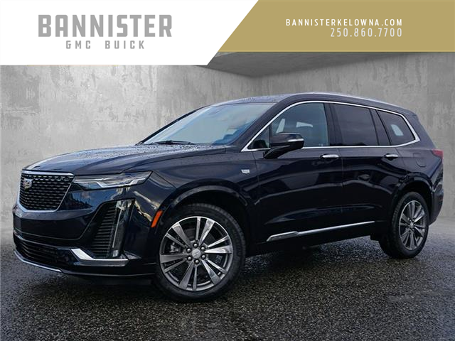 2021 Cadillac XT6 Premium Luxury (Stk: 21-202) in Kelowna - Image 1 of 12