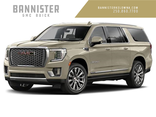 2021 GMC Yukon XL SLT (Stk: 21-387) in Kelowna - Image 1 of 3
