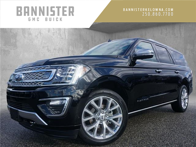 2018 Ford Expedition Max Platinum (Stk: 21-301A) in Kelowna - Image 1 of 22
