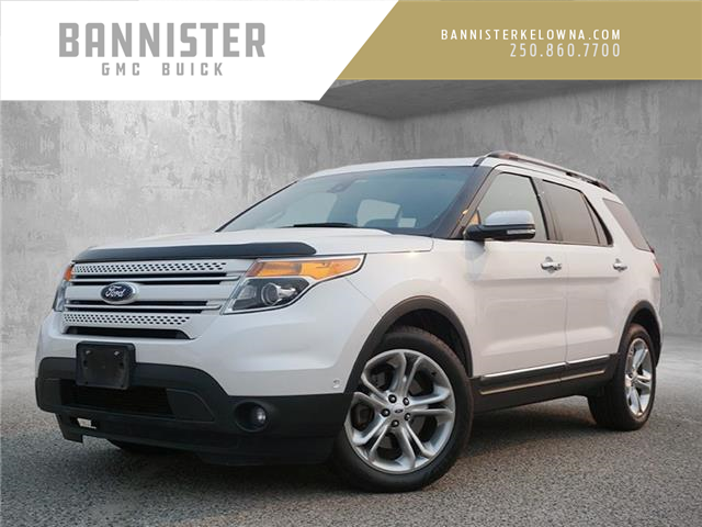 2015 Ford Explorer Limited (Stk: 21-281D) in Kelowna - Image 1 of 17