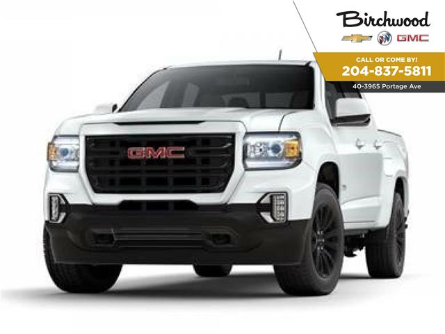 New 2021 GMC Canyon Elevation The Best Deals to come in 2021 - Winnipeg - Birchwood Chevrolet Buick GMC