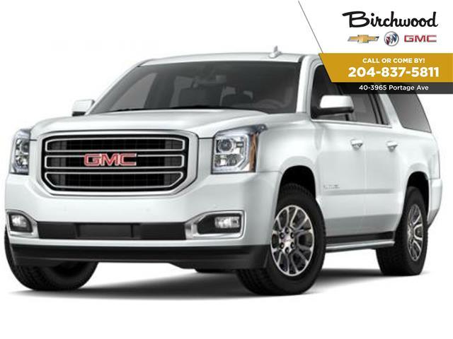 New 2021 GMC Yukon XL SLE The Best Deals to come in 2021 - Winnipeg - Birchwood Chevrolet Buick GMC