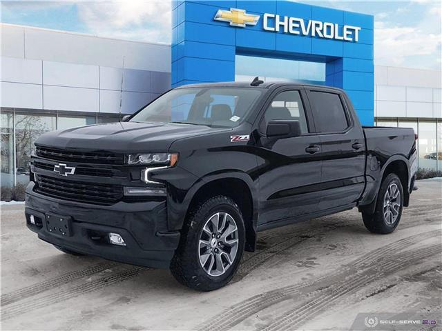 2021 Chevrolet Silverado 1500 RST (Stk: G21140) in Winnipeg - Image 1 of 25