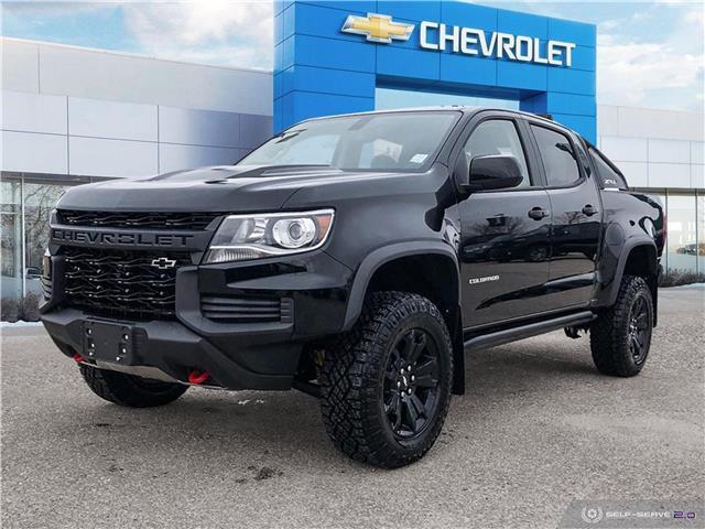 2021 Chevrolet Colorado ZR2 (Stk: G21014) in Winnipeg - Image 1 of 26