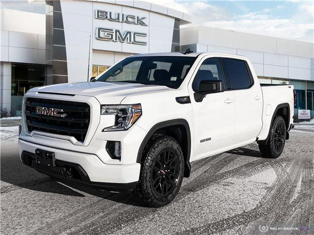 2021 GMC Sierra 1500 Elevation (Stk: G21090) in Winnipeg - Image 1 of 25