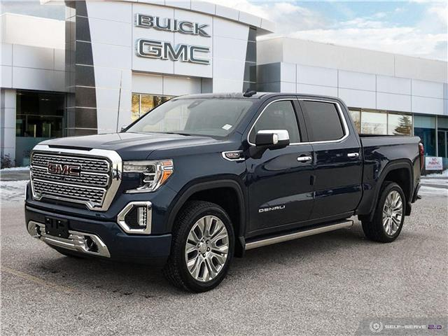 2021 GMC Sierra 1500 Denali (Stk: G21095) in Winnipeg - Image 1 of 25