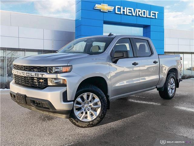 2021 Chevrolet Silverado 1500 Silverado Custom (Stk: G21115) in Winnipeg - Image 1 of 25
