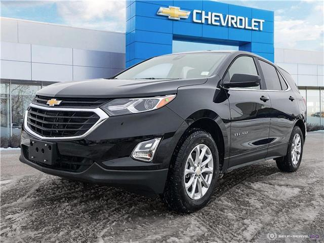 2021 Chevrolet Equinox LT (Stk: G21148) in Winnipeg - Image 1 of 25