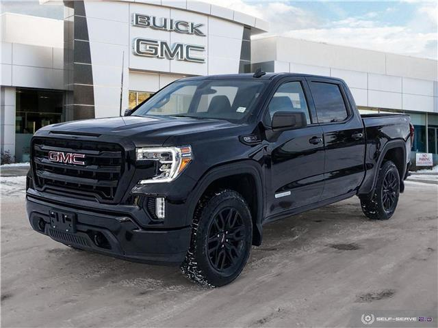 2021 GMC Sierra 1500 Elevation (Stk: G21230) in Winnipeg - Image 1 of 25