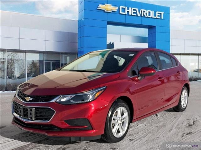 2017 Chevrolet Cruze Hatch LT Auto (Stk: F3P9MV) in Winnipeg - Image 1 of 26