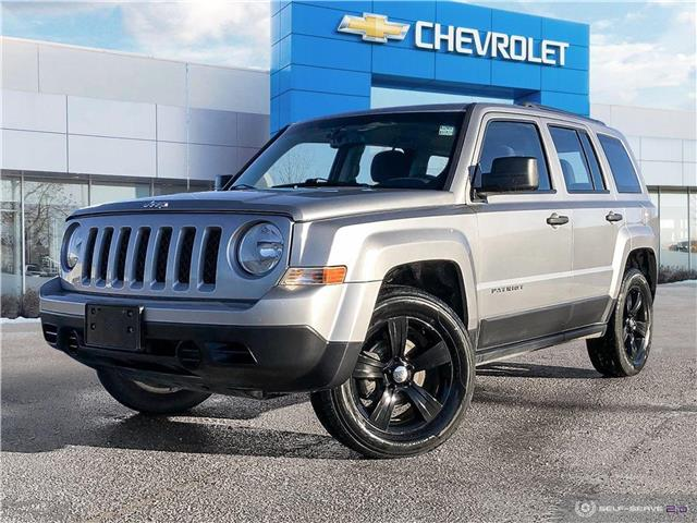 2016 Jeep Patriot Sport/North (Stk: F3PCCB) in Winnipeg - Image 1 of 27