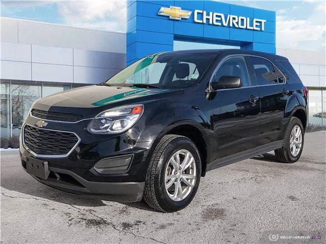 2017 Chevrolet Equinox LS (Stk: F3PDBC) in Winnipeg - Image 1 of 26
