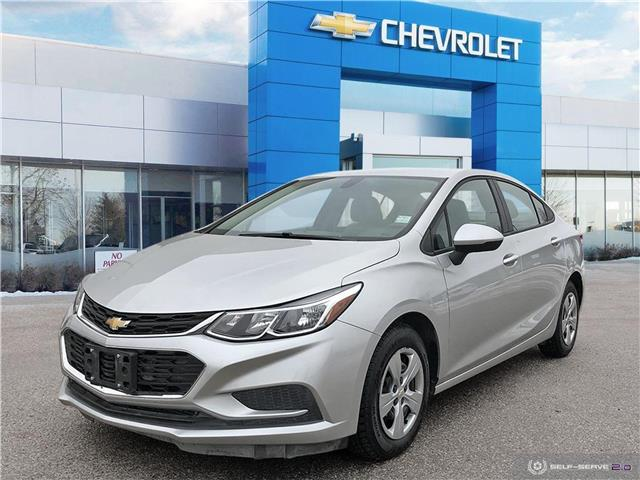 2017 Chevrolet Cruze LS Auto (Stk: F3PKRA) in Winnipeg - Image 1 of 26