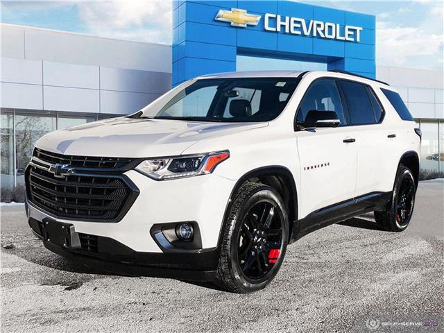 2018 Chevrolet Traverse Premier (Stk: F3PMD1) in Winnipeg - Image 1 of 27