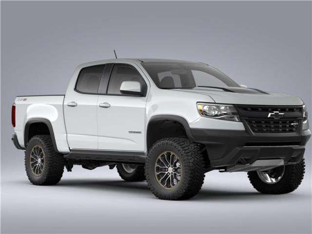 New 2021 Chevrolet Colorado ZR2 The Best Deals to come in 2021 - Winnipeg - Birchwood Chevrolet Buick GMC