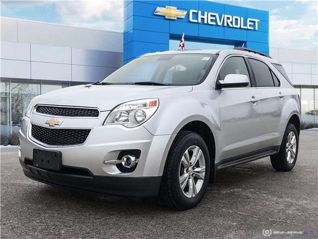 2012 Chevrolet Equinox 1LT (Stk: F3NA7U) in Winnipeg - Image 1 of 25