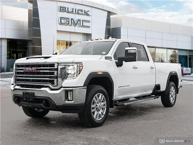 2021 GMC Sierra 2500HD SLT (Stk: G21278) in Winnipeg - Image 1 of 25