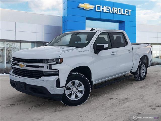 2019 Chevrolet Silverado 1500 LT (Stk: F3R3FC) in Winnipeg - Image 1 of 25