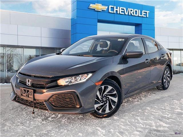 2017 Honda Civic LX (Stk: F3RF7G) in Winnipeg - Image 1 of 25