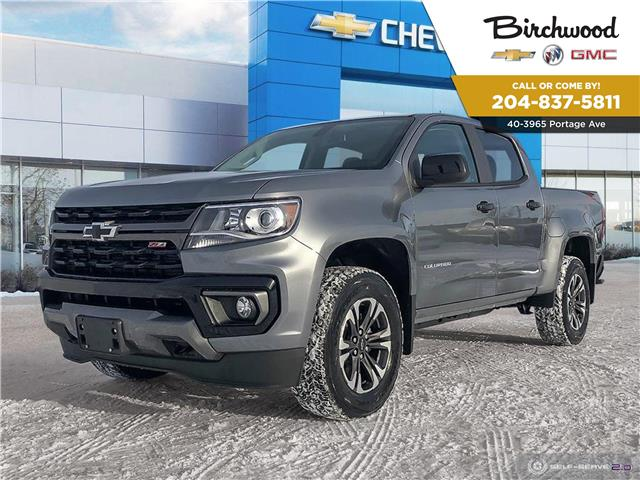 2021 Chevrolet Colorado Z71 (Stk: G21280) in Winnipeg - Image 1 of 25