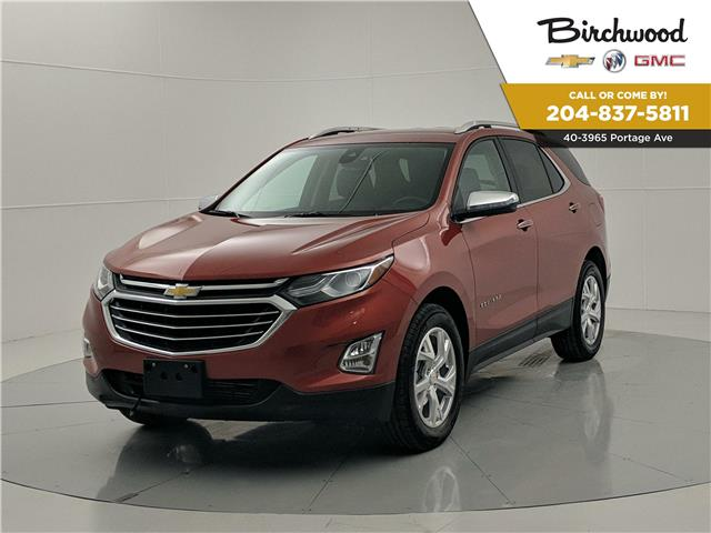 2020 Chevrolet Equinox Premier (Stk: F3R824) in Winnipeg - Image 1 of 28