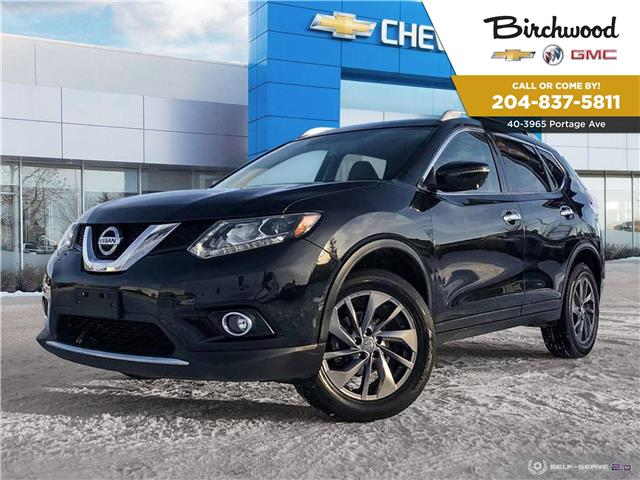 2016 Nissan Rogue SL Premium (Stk: F3RHMG) in Winnipeg - Image 1 of 27