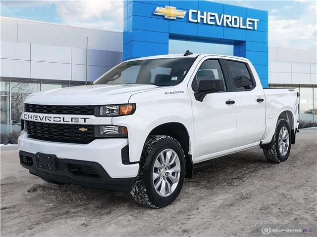 2021 Chevrolet Silverado 1500 Silverado Custom (Stk: G21313) in Winnipeg - Image 1 of 26