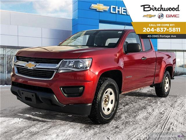 2015 Chevrolet Colorado  (Stk: F3RMGN) in Winnipeg - Image 1 of 26