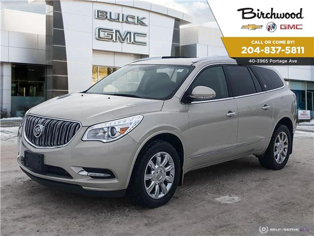 2014 Buick Enclave Leather (Stk: F3RA14) in Winnipeg - Image 1 of 25