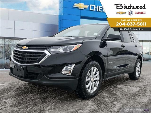 2021 Chevrolet Equinox LT (Stk: G21156) in Winnipeg - Image 1 of 25