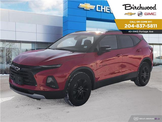 2021 Chevrolet Blazer LT (Stk: G21224) in Winnipeg - Image 1 of 25