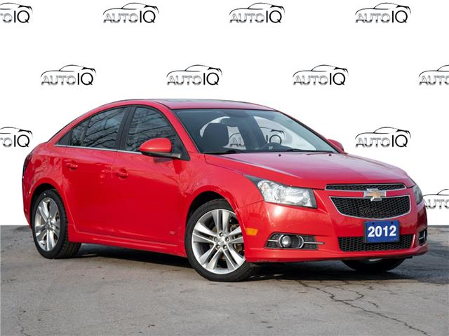 2012 Chevrolet Cruze LT Turbo (Stk: 80-28) in St. Catharines - Image 1 of 24