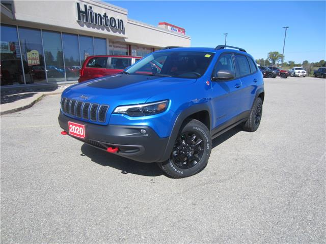 2020 Jeep Cherokee Trailhawk (Stk: 20242) in Perth - Image 1 of 14