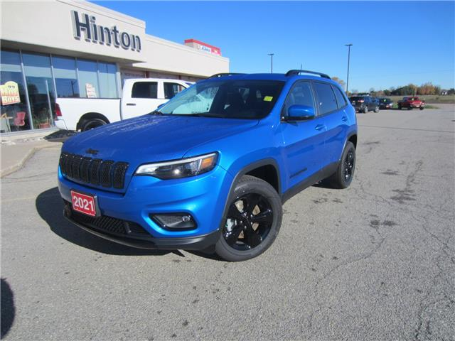 2021 Jeep Cherokee Altitude (Stk: 21001) in Perth - Image 1 of 15