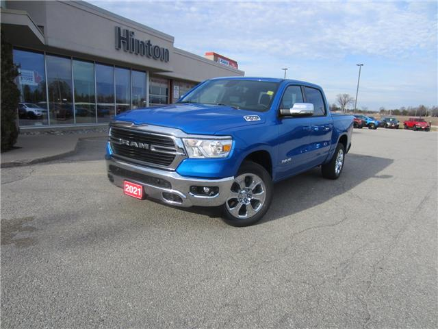 2021 RAM 1500 Big Horn (Stk: 21034) in Perth - Image 1 of 18