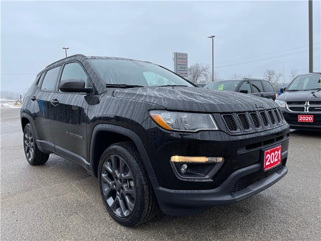 2021 Jeep Compass North (Stk: 21051) in Perth - Image 1 of 10