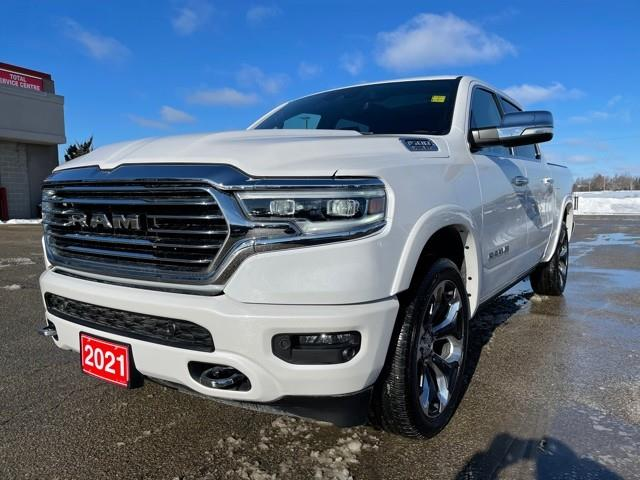2021 RAM 1500 Limited Longhorn (Stk: 21041) in Perth - Image 1 of 11
